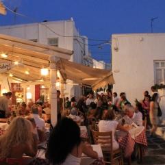 Grieks eten - warme zomeravonden - strandvakantie
