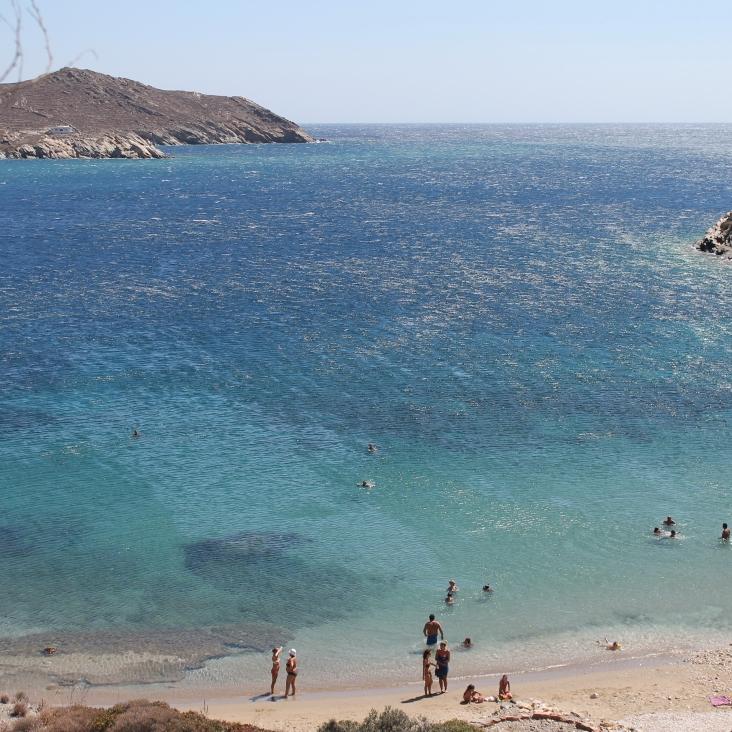 Ios, voor een ultieme vakantie met zon, zee, strand, eten en uitgaan:)