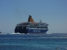 Eilandhoppen per ferry Griekse Cycladen - strandvakantie
