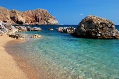 paliochori-a-milos-zonvakantie griekenland