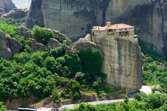 Meteora - Vakantie Griekenland
