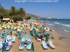 strandvakantie stalis kreta