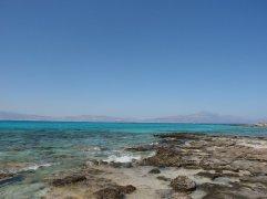Bounty Eiland Chrissi Island - vlakbij Stalis