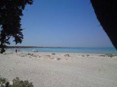 Bounty view Chrissi Island Griekenland strandvakantie
