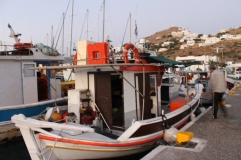 Haven Ios, Griekse Cycladen strandvakantie