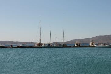 haven milos zonvakantie zon zee strand hotel