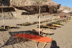 strandbedden Milos