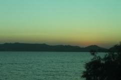 avond zonvakantie Milos