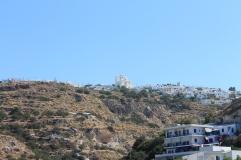 witte huisjes Griekenland Cycladen