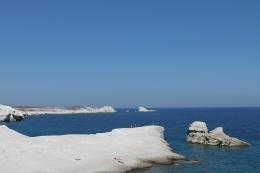 witte rotsen zoek boek vakantie
