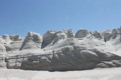 Milos is zo mooi. ideaal voor een vakantie met natuur
