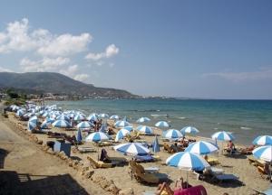 stalis strandvakantie stalida kreta mooie stranden