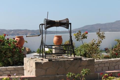 Milos - Tuin Parasporos Village