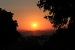 Mykonos - Zonsondergang