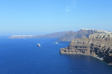 Santorini eilanden - strandvakantie Griekenland