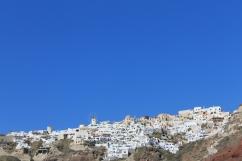 Santorini - Oia - strandvakantie Griekenland