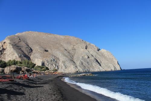 Santorini - Perissa Beach II