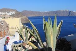 Santorini - Uitzicht Oia