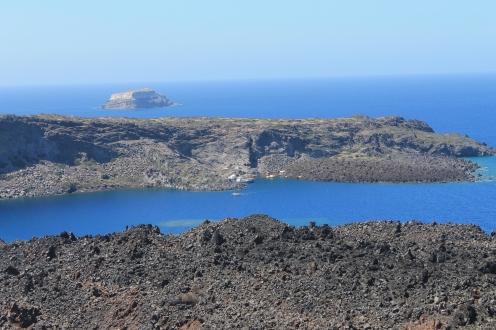 Santorini - Vulkaantour III