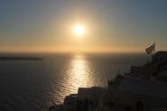 Santorini - Zonsondergang Oia II