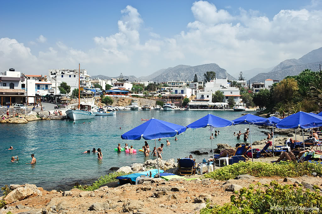 Sissi Kreta zonvakantie Griekenland   Trip2Greece