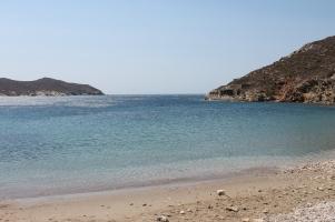 strand Ios - zonvakantie Griekenland