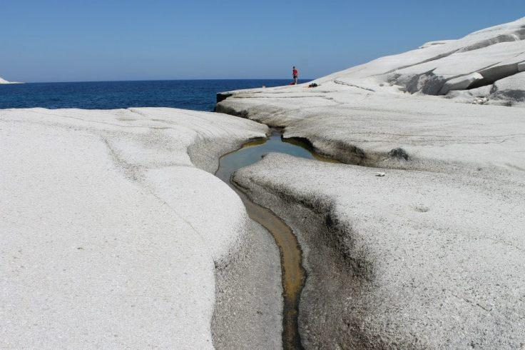 strandvakantie milos - griekenland