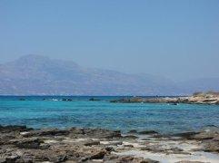Tropisch bounty eiland Chrissi