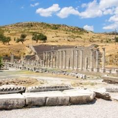 Asklepieion Kos Zonvakantie Griekenland en Cultuur