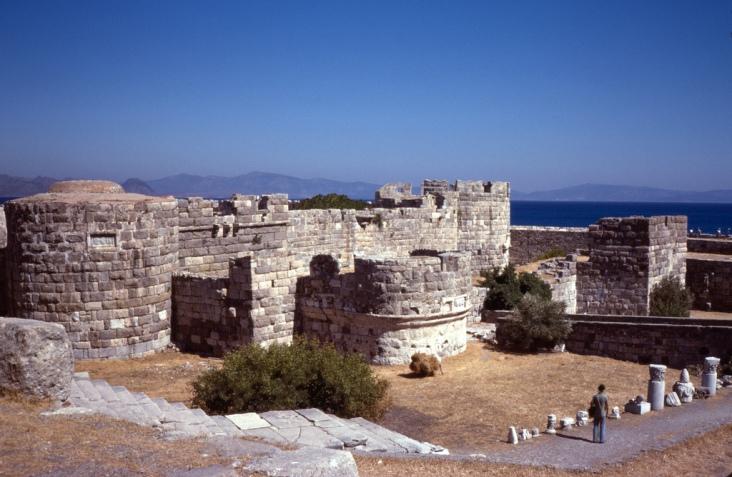 kasteel Kos cultuur strandvakantie