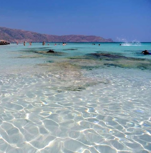 zonvakantie Kreta - Elafonissi Beach