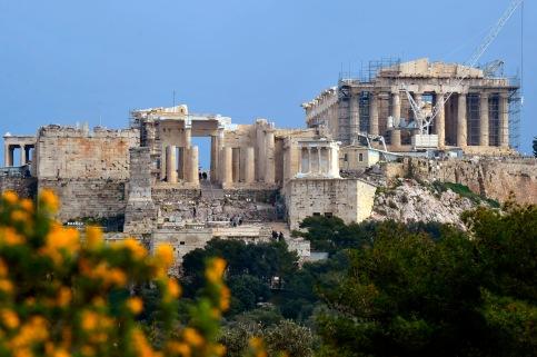 Athene. Cultuur tijdens je lastminute zonvakantie in Griekenland