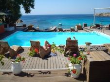 hostel Griekenland zonvakantie - zee