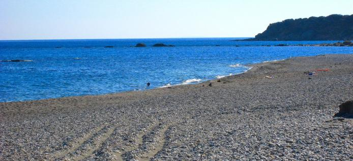 Peristeres- strand zee zon vakantie Griekenland