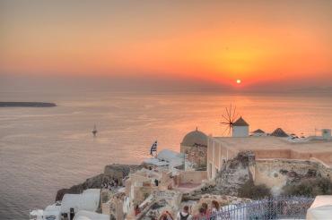 Santorini lastminute Griekenland zonvakantie