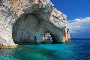 Blue-Caves-Zakynthos-Island-zonvakantie griekenland
