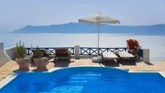 dodekanesos vakantie uitzicht zon zee strand