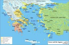lesbos op de kaart egeische eilanden vakantie