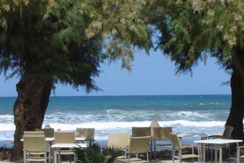 AgiaMarina-chania kreta strandvakantie