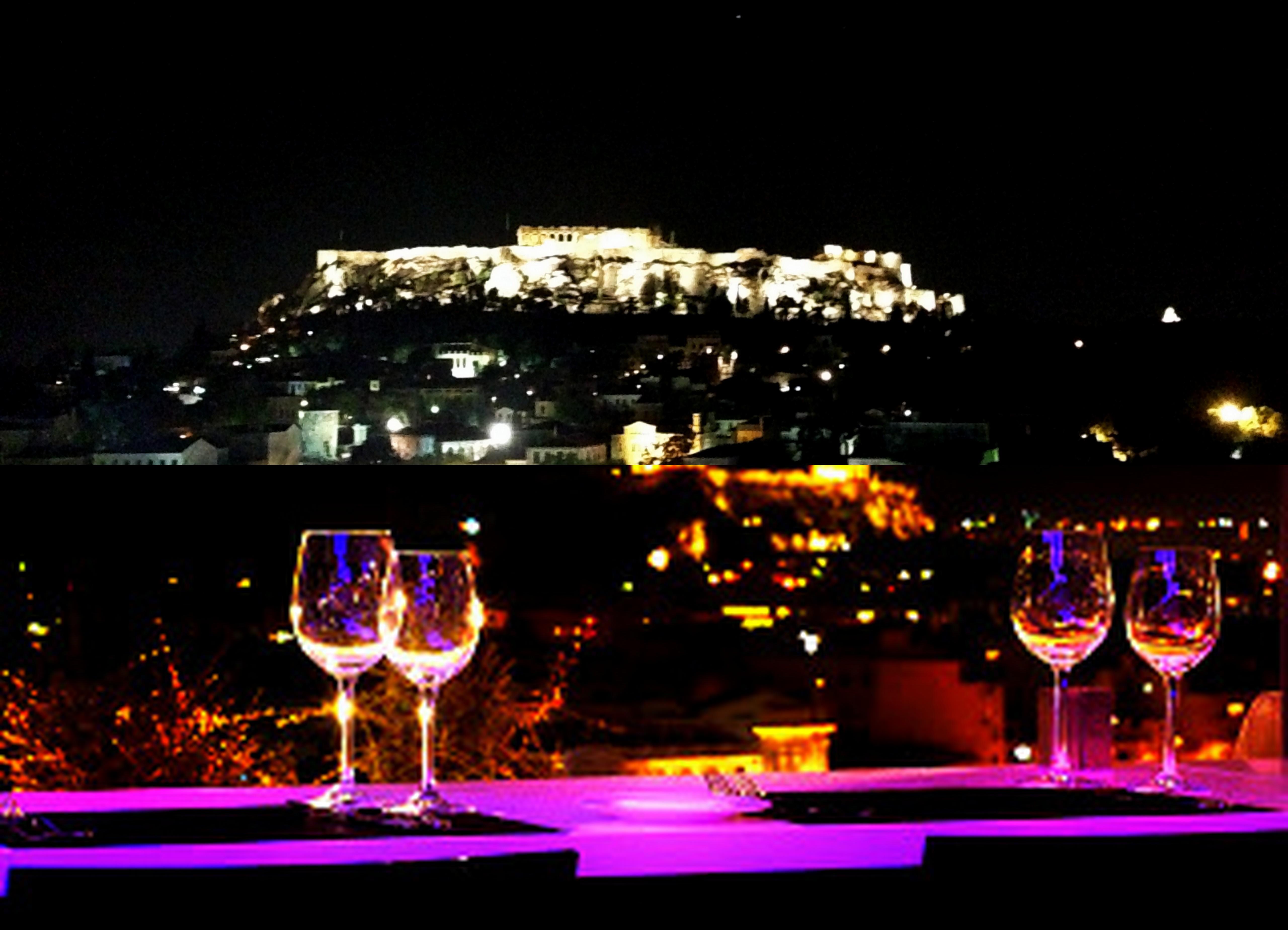 Acropolis Night Tour