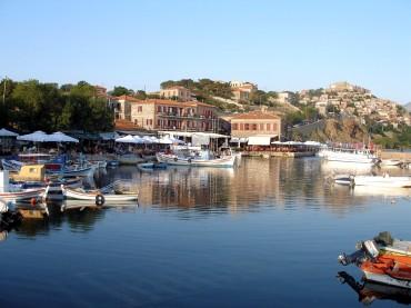 griekenland zonvakantie-Lesbos_Molivos