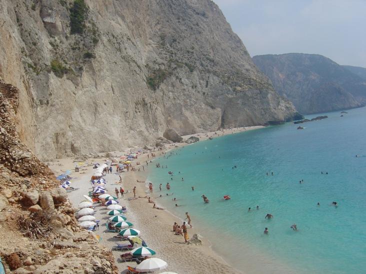 katsiki lefkas griekenland zonvakantie 3