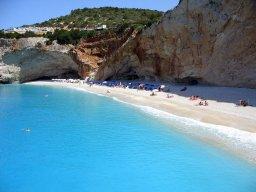 katsiki lefkas griekenland zonvakantie