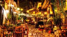 plaka_athens-steps- vakantie griekenland