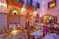 restaurant-veneto house. rethymnon griekenland zonvakantie
