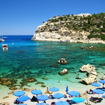 RhodesBeach - strandvakantie GRiekenland
