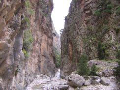 samaria kloof kreta vakantie griekenland zon strand bergen