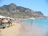 Tsambika_(Rhodos) strand