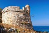 venetiaans fort zonvakantie Rethymnon
