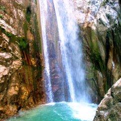 watervallen lefkas